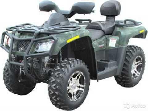 Квадроцикл wels ATV 800