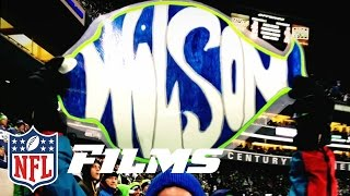 The Seattle Seahawks' Russell Wilson Collides with Phish | NFL Films Presents