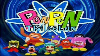 Retro Gaming - Pen Pen TriIceLon (1998)
