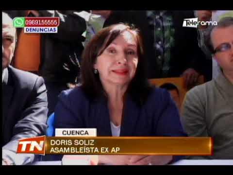 Asambleísta Soliz pide reformas a contraloría
