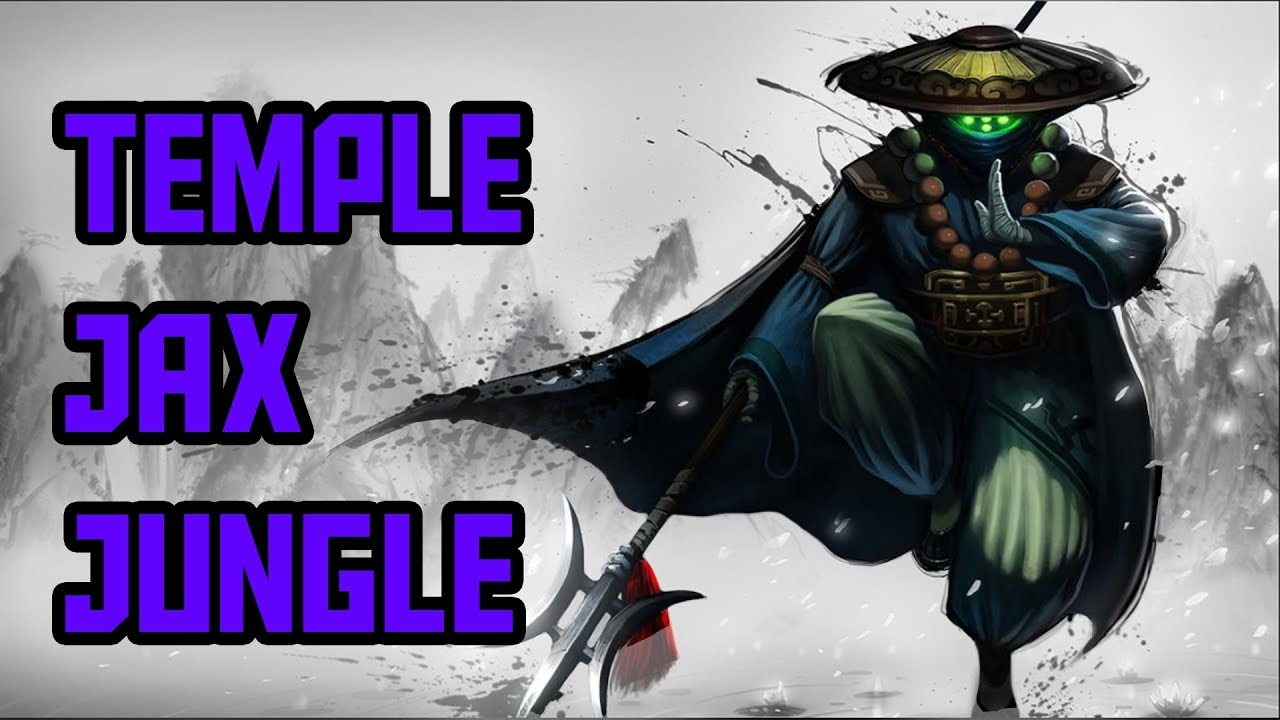 Temple Jax Jungle Feat My Uncle Youtube