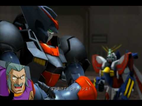 Gundam musou 2 domon vs devil gundam youtube for Domon vs heero