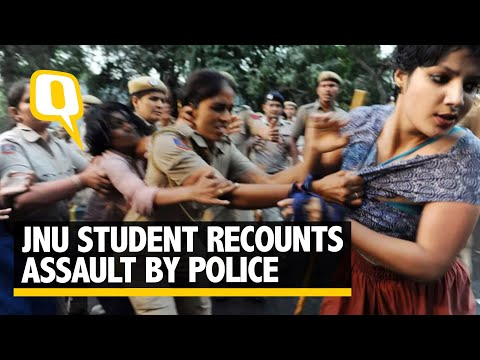 Heard Them Say 'Kapde Phaado': JNU Student Sheena Thakur Recounts Police Assault