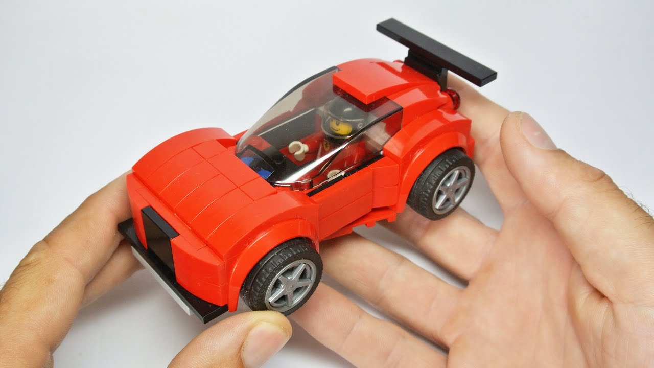 How To Build The Lego Speed Champions 75899 Alternative