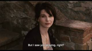 Certified Copy - Copie conforme | clip #3V Cannes 2010 IN COMPETITION Abbas Kiarostami thumbnail
