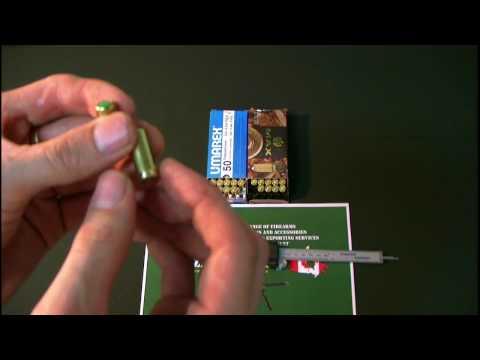 Vinzer Sports Presents: Differences between 9mm Blank PAK ammunition