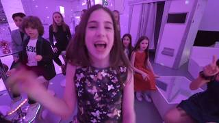 BatMitzvah Entrance Movie - Raffaella's  Magical App