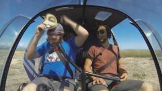 Blind Flight With Bradley Friesen