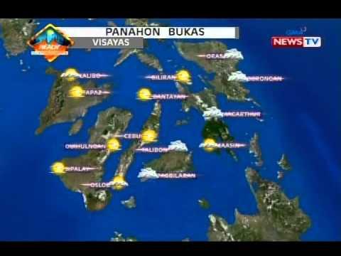SONA: Malakas na hanging amihan pa rin ang umiiral ngayon sa Luzon