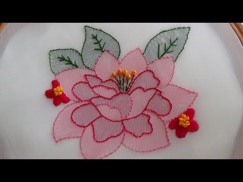 Hand Embroidery: Shadow Work