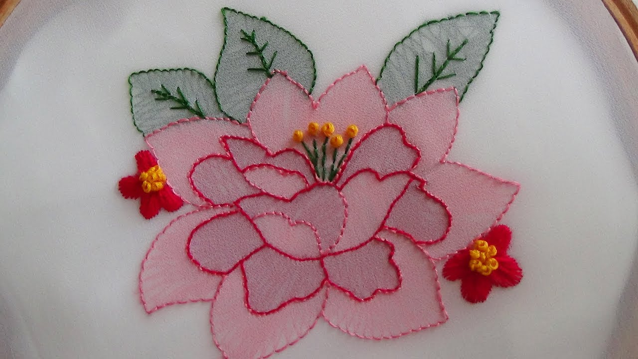 Hand embroidery shadow work youtube hand embroidery shadow work dt1010fo