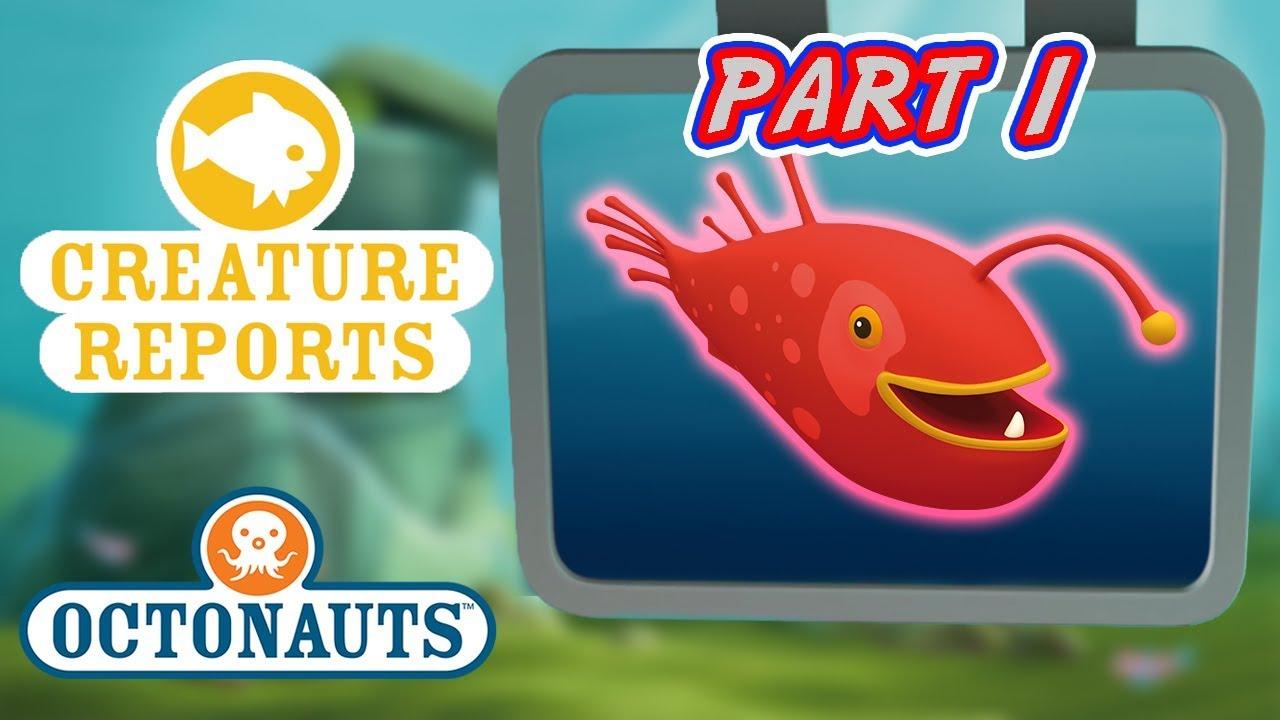 octonauts creature report song
