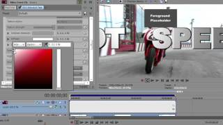 BCC Match Move in Sony Vegas Pro