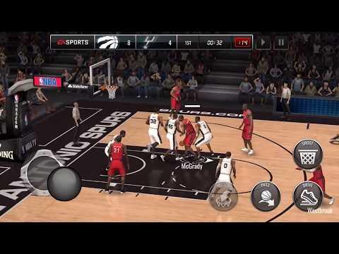 NBA Live Mobile LvL Master Dwyane Wade Review, LvL & H2H
