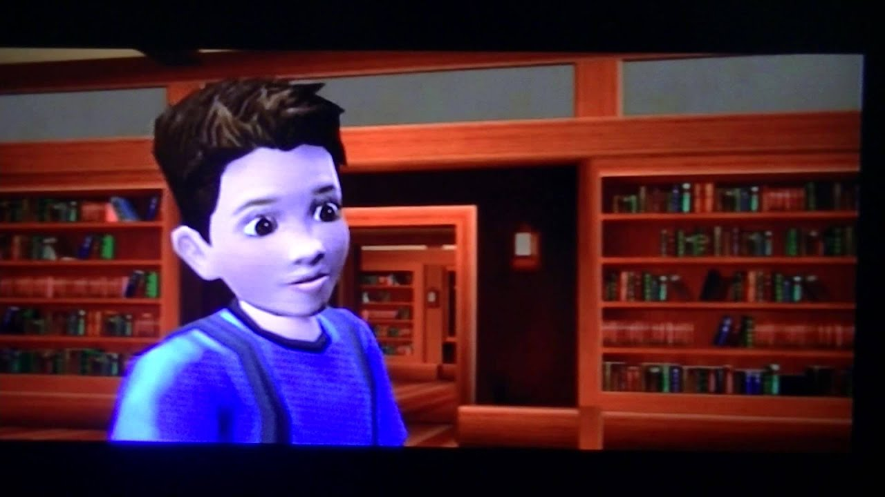 Zathura A Space Adventures Level 26 Zathura End Credits
