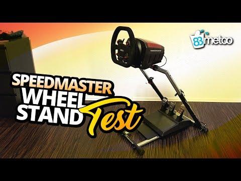 Speedmaster Wheelstand Test | Lenkrad Halterung für Xbox One - PS4 - PC | mit Gewinnspiel