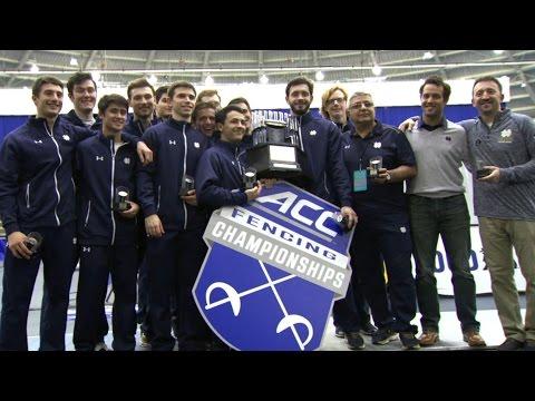 Notre Dame Wins 2016 ACC Men