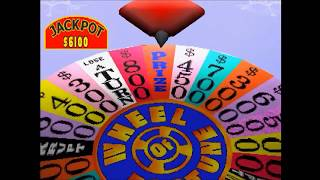 Wheel of Fortune: 2nd Edition (PSX) - Longplay