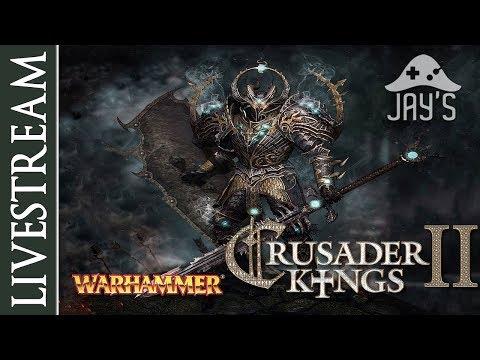 [FR] Live Crusader Kings 2 : Mod Warhammer Geheimnisnacht