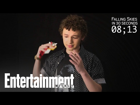 Maxim Knight: 'Falling Skies' Described In 30 Seconds  Entertainment Weekly