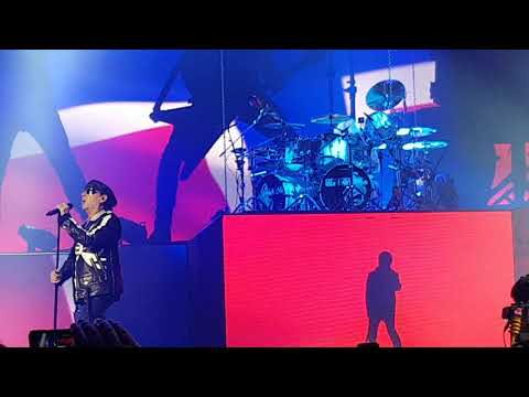 Scorpions Make It Real Live@Oslo 22.11.2017