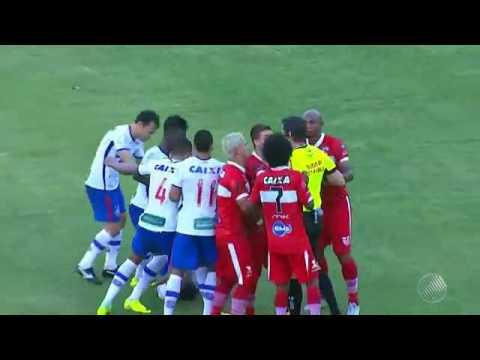 CRB 2x2 Bahia (Série B 2016 - 27ª Rodada)