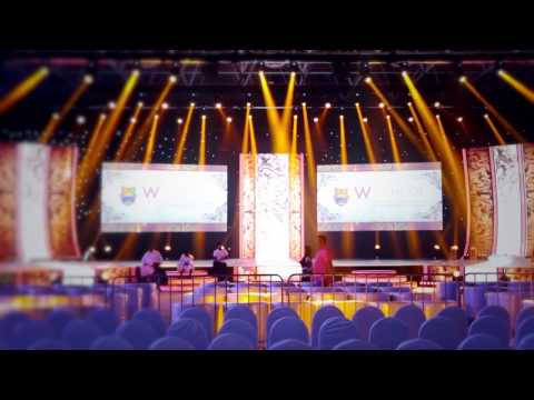 Al Wahda School, Expo Centre Sharjah 2016