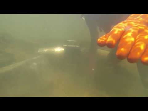 M0RE DREDGING IN HD WITH LIVE GOLD FIND! 7 2 2015 Gold Dredging Season