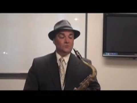 Jerry Vivino Sax on Vandoren