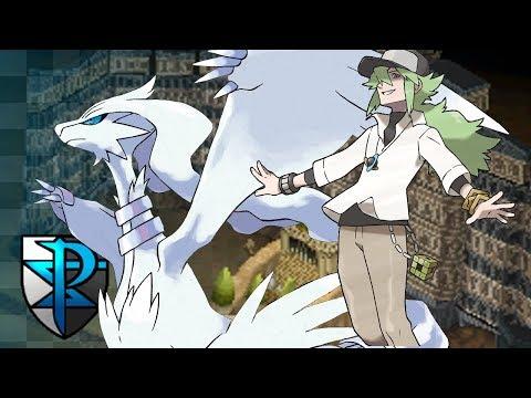 Pokémon White Boss Battles #30 - Team Plasma N (FINAL BATTLE)