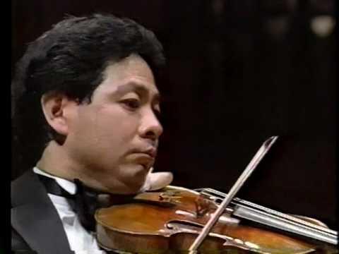 Mozart:Violin Sonata  K.454/Young Uck Kim  &  Emanuel Ax