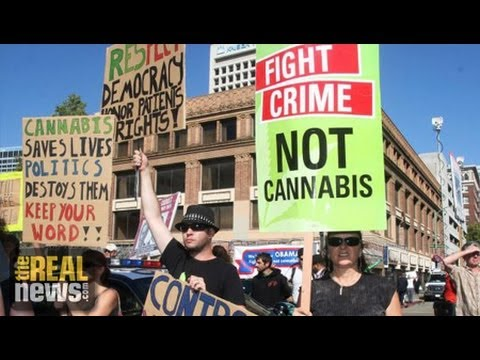 In Historic Move, Feds Won't Prosecute States That Legalize Pot