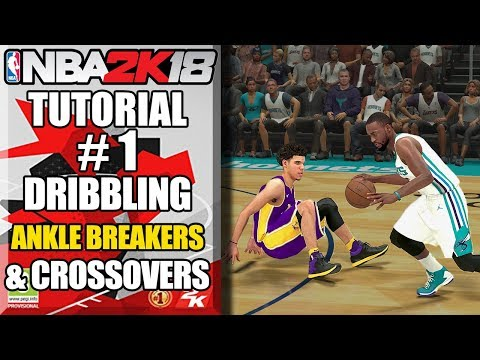NBA 2K18 Ultimate Dribbling Tutorial - How To Do Ankle Breakers & Killer Crossovers by ShakeDown2012