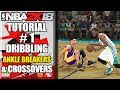 NBA 2K18 Ultimate Dribbling Tutorial   How To Do Ankle Breakers   Killer Crossovers by ShakeDown2012