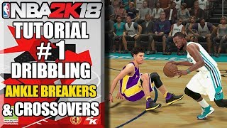 Video NBA 2K18 Ultimate Dribbling Tutorial - How To Do Ankle Breakers & Killer Crossovers by ShakeDown2012 download MP3, 3GP, MP4, WEBM, AVI, FLV September 2017