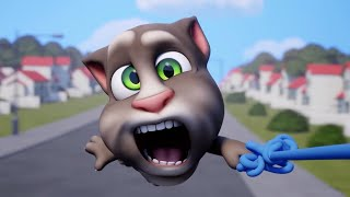NEW Marathon! Talking Tom Shorts Cartoons 🎬 Season 2 ALL Episodes