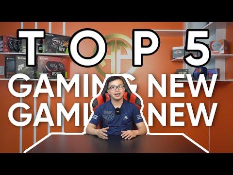 TOP 5 Cấu Hình PC GAMING NEW Giá Rẻ Dành Cho Game Thủ!!