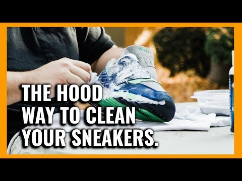 The most UNDERRATED shoe cleaner!