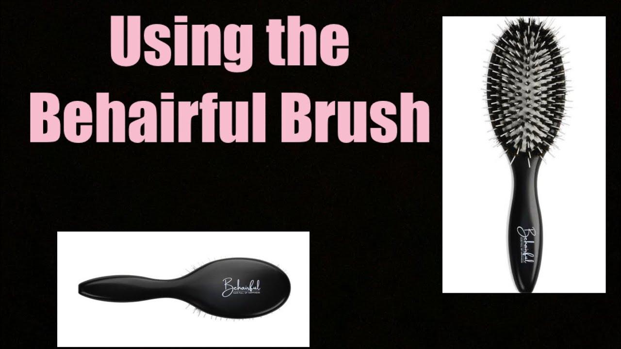 Behairful Brush Youtube
