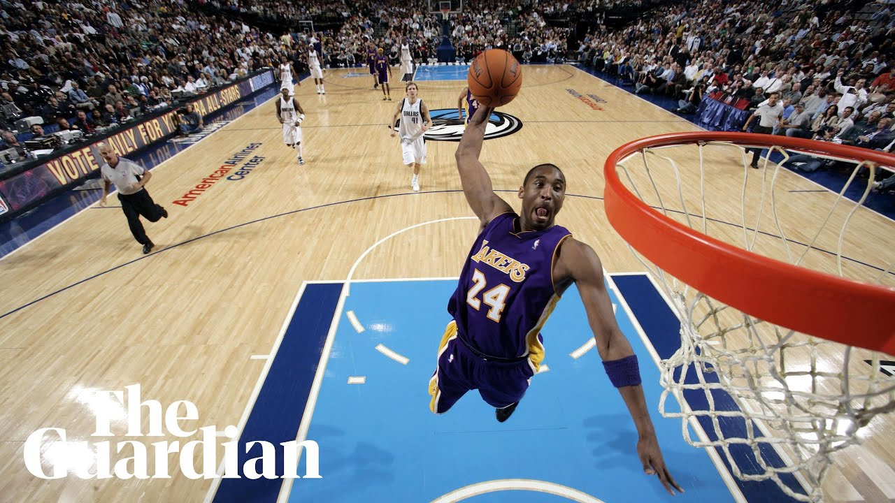 Kobe Bryant leaves memories of stellar basketball career