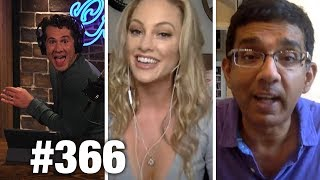 #366 THE SJW PLAYBOOK EXPOSED! Dinesh D'Souza and Nicole Arbour | Louder With Crowder