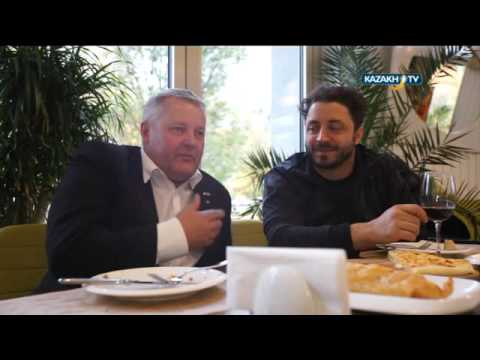 """My day in Kazakhstan"" #3 (05.12.15)-Kazakh TV-ru"