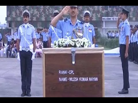 IAF Jawans martyred in Bandipora paid tribute in Chandigarh