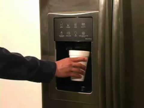 Slow Water Dispensing Issues Youtube