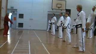 Black Belt Training Cornwall - Ge-Baek pt 3