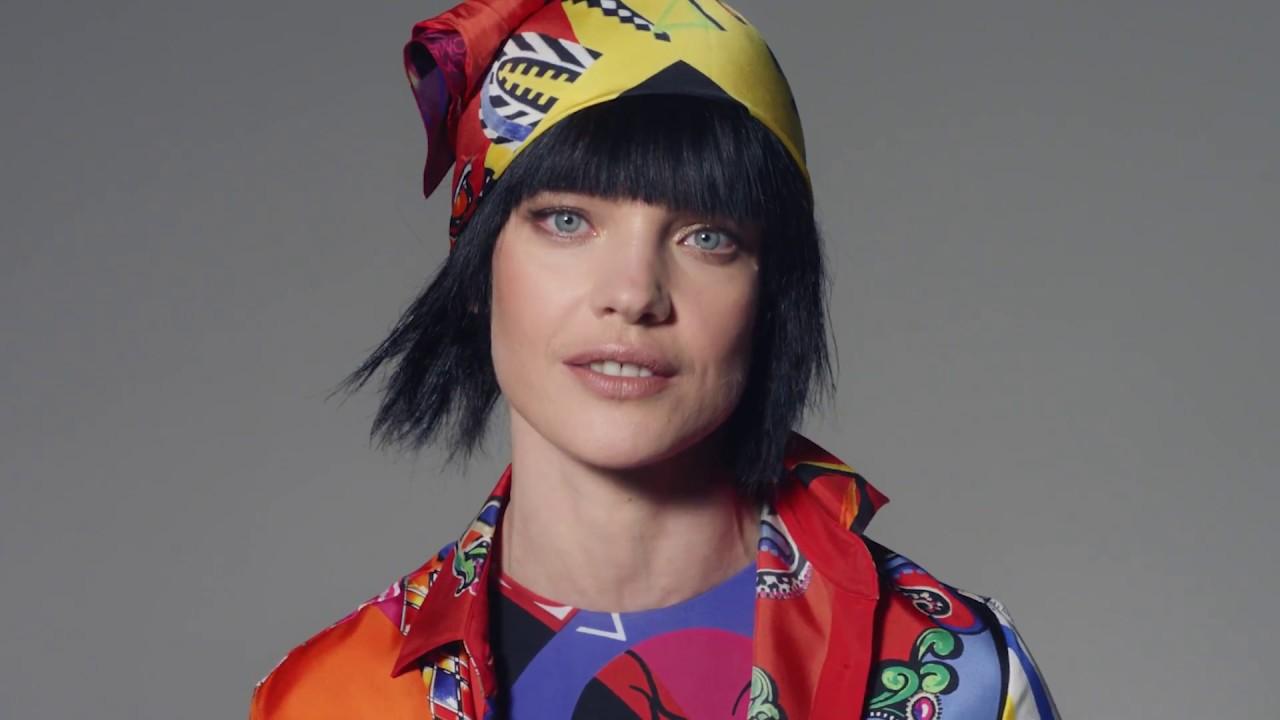 Versace Tribute | Vogue Print