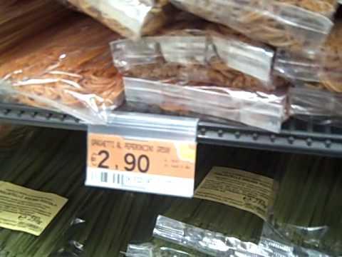 Italian Grocery store Pt 1