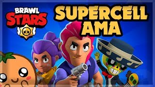 29 questions SUPERCELL answered for BRAWL STARS 🍊