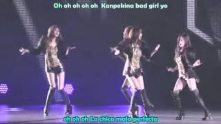 Girls Generation Bad Girl Tokyo Dome Live Sub Español