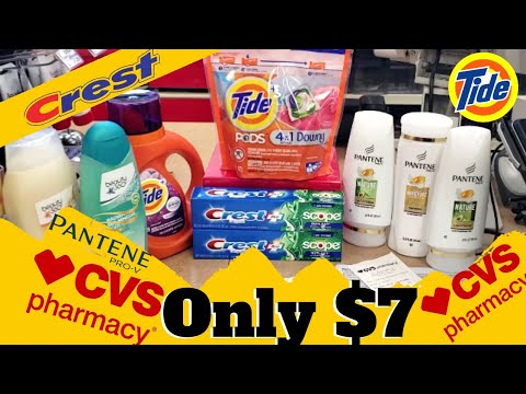 CVS Couponing EASY ALL DIGITAL COUPONS!
